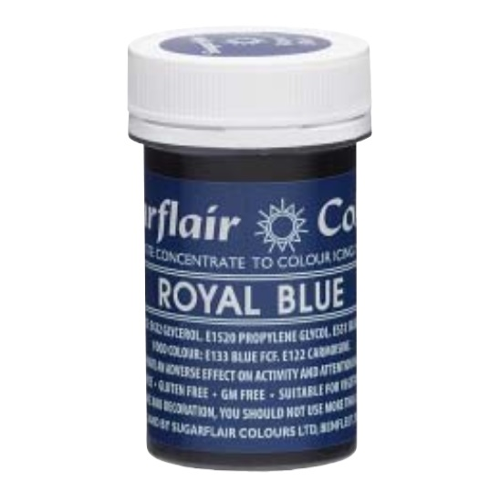 what colors go with royal blue