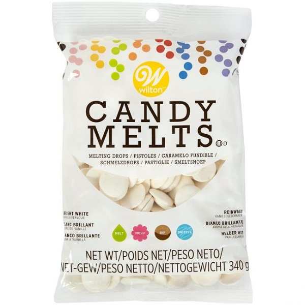 Wilton Candy Melts 340g bílá
