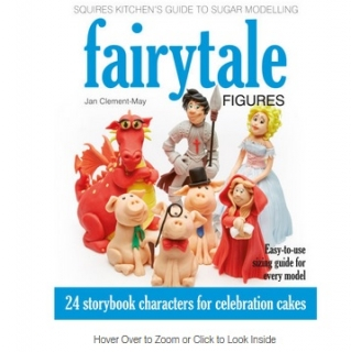 kniha Guide to Sugar Modeling: Fairytale Figures